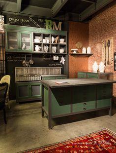 1000 images about loft on pinterest loft kitchen group - De marchi cucine ...