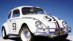 La Coccinelle de Volkswagen est la véritable héroïne du film The Lov Bug (Un amour de Coccinelle) de Robert Stevenson, qui fit la une du box-office en 1968. C'est la première fois qu'un anthropomorphisme est imaginé à partir d'un engin mécanique.
