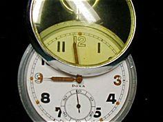 Doxa British Military pocket watch Vintage Pocket Watch, British, Military, Watches, Accessories, Wristwatches, Clocks, Military Man, Army