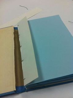 Make a new journal with an old book cover, really nice instructable!