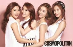 Girl's Day - Cosmopolitan Magazine May Issue 2014
