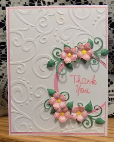 IC518, HYCCT1524 Thank You Bunches by Shoe Girl - Cards and Paper Crafts at Splitcoaststampers