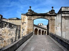 Fort San Cristobal in Puerto Rico