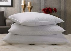 Lots of modern mattresses are now used as the base or foundation of good sleep accessories, many people still choose to add feather pillows to their conventional mattress.