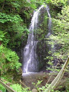 Dhoon Glen, Isle of Man