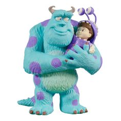 Monsters, Inc. - 2nd in the Disney/Pixar Legends Series - 2012 Hallmark Ornament Review