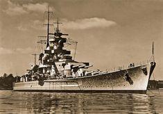 Battleship Gneisenau