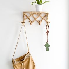 This item is our wall shelf with FOUR hooks.This versatile little gem is great for entrances, bathrooms, bedrooms, the laundry and poolside. Hand made by our talented family of Indonesian artisans. Cane Furniture, Bamboo Furniture, Custom Made Furniture, Home Decor Furniture, Wall Shelf With Hooks, Wall Shelves, Heated Pet Beds, Master Suite Bedroom, Boho Lounge