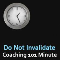 This Coaching Skills audio is brought to you by #CoachCampus  It is said that what you do to others, is what you do to yourself. This audio provides insight for anyone wanting to build more self-respect and move away from invalidating yourself, and those around you. #Coaching101