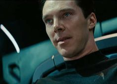 benedict cunberbatch in Star Trek- Into The Darkness,