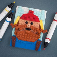~ Lego Mocs Holidays ~ The Greatest Prospector in the North!   by powerpig