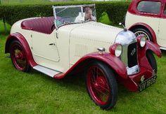 1929 Austin Seven Swallow MK I Tourer