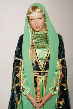 "Красота Кавказ ""The beauty of the Caucasu"""