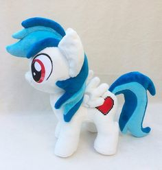 94d1437e2414 Your Custom Pony Plush 12 Made to Order Other Accessories, Plushies, Doll  Toys,