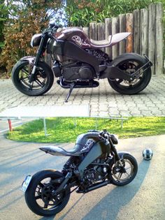 Buell XB12SS by Darkstreet Production