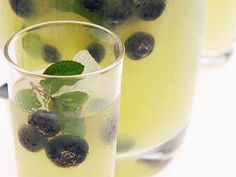 Blueberry-Limoncello Cooler from FoodNetwork.com