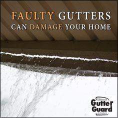 Traditional, open-top gutters collect leaves and debris compromising their ability to do what they were installed to do. Protect your home from water damage with our leaf-free gutter system. Call us today at 770-409-7310 to learn more. #LeafFreeGutterSystemsAtlanta #LeafFreeGutterSystemsBirmingham