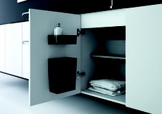 Modular #bathroom #furniture collection by COSMIC