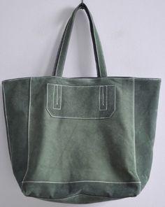 Green Street Square Shoulder Bag