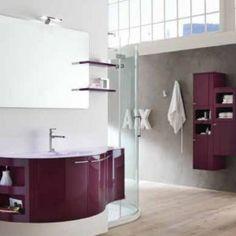 Arredo mobile bagno Archeda Tulle comp. 6 | Mobili arredo bagno ...