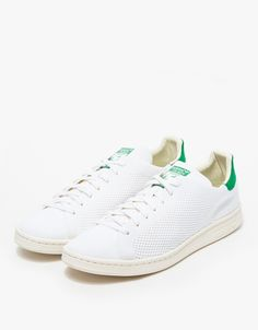 Stan Smith Primeknit in Green