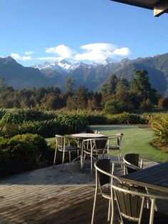 The day we left Franz Josef was a very early start, leaving on the bus at about We were headed to Lake Wanaka for our next overnight . Lake Wanaka, Outdoor Furniture Sets, Outdoor Decor, All Pictures, The Outsiders, Mountains, Travel, Home Decor, Viajes