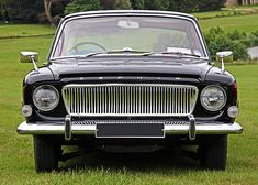 Classic Car News Pics And Videos From Around The World Classic Cars British, Ford Classic Cars, Classic Trucks, Classic Auto, Edsel Ford, Car Ford, Vintage Cars, Antique Cars, Ford Zephyr