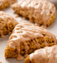 Recipe For Sweet Pumpkin Scones