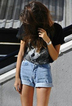 Shorts are nice, Top is AWESOME