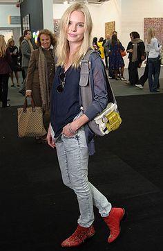 Inspiración: Kate Bosworth en Londres
