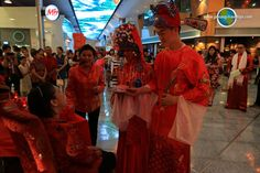 Traditional Chinese Wedding in Penang