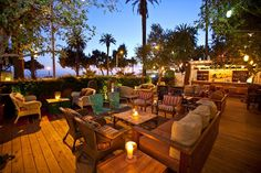 The Bungalow at The Fairmont Miramar Hotel - A Local's Guide: Santa Monica, California | This Beautiful Day