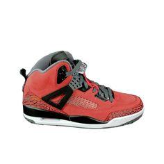 $58.00 Air Jordan Spizike Red Black 315371-601