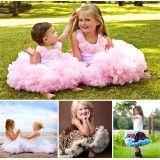 Wholesale baby pettiskirts dresses tutu dress girl's skirt pettiskirt super fluffy 5pcs