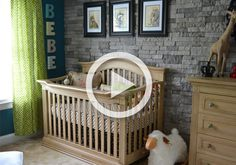 "Today we're showcasing a nursery that proves no idea is too ""wild"" when it comes to designing the nursery of your dreams on Project Nursery's YouTube Channel. [...]"