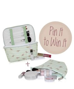 Win an XO(eco) Beauty Pak #giveaway #LaurenConrad  Pin it to win it. #LCGiveaway