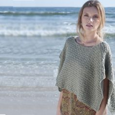 Centerport Cropped Poncho Kit