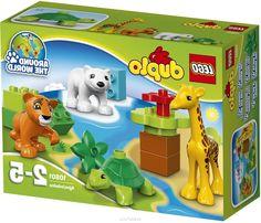 Lego Duplo Конструктор Вокруг света Малыши 10801