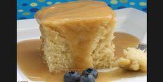 Le p'tit gâteau de chez St-Hubert avec sa sauce au sucre à la crème - Desserts - Ma Fourchette