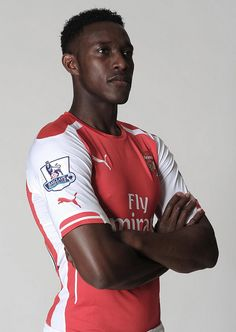 Welcome, Danny Welbeck! (September 2014) by Stuart MacFarlane