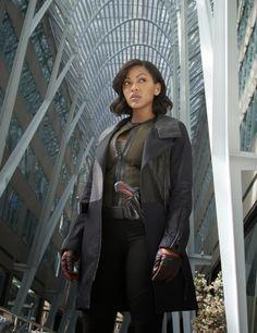 Meagan Good in the Minority Report TV Series