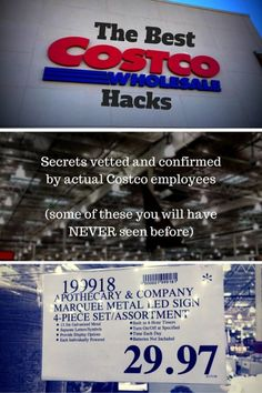 I was able to enlist the help of a few insiders to bring you the most comprehensive list of Costco hacks. See how Costco pays ME to be a member, which brands are actually Kirkland Signature products, and much much more. Don't miss it. | What You Need to Know Before Shopping at Costco | How to Shop Well at Costco | Costco Hacks and Insider Tips | Get the Most from Shopping at Costco || Wallet Hacks
