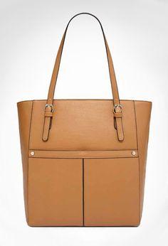 Shopper in Lederoptik - Damen Accessoires, Schmuck und Taschen   online shoppen   Forever 21 - Taschen & Geldbeutel - 1000174826 - Forever 21 EU Deutsch