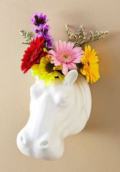 Hippo Hop and You Don't Stop Vase - White, Safari, Better, Print with Animals, 4th of July Sale, Wedding, Spring