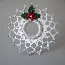 Image result for christmas crochet decorations