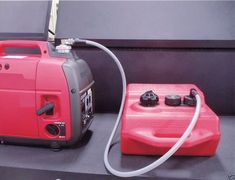 COMPLETE HONDA GENERATOR EXTENDED RUN FUEL TANK 6 GALLON SYSTEM Generator Shed, Camping Generator, Honda Generator, Inverter Generator, Portable Generator, Power Generator, Cargo Trailer Camper, Trailer Build, Cargo Trailers