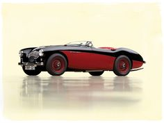 1956 Austin-Healey 100 M 'Le Mans' | The Andrews Collection 2015 | RM Sotheby's