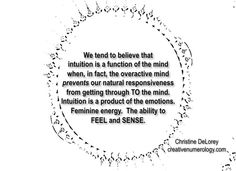 We are all affecting the world:  http://phyllisedgerlyring.wordpress.com/2014/07/13/the-power-of-feeling-and-sensing/