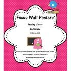 Scott Foresman Reading Street Focus Wall Poster for all 5 stories in Unit ! of 2nd Grade I've created a page for each focus skill of the week (genr...