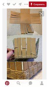 diy crafts using paper - Diy Paper Crafts diy crafts using paper – Diy Paper Crafts diy crafts using paper – Diy Paper Crafts - Diy Crafts How To Make, Diy Home Crafts, Diy Para A Casa, Carton Diy, Diy Karton, Craft Paper Storage, Papier Diy, Diy Rangement, Jute Crafts